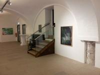 Galerieraum hinten